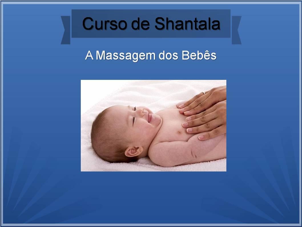 Clique na imagem e conheça o Curso Online de Shantala