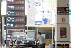 Tarjetas con descuento en gasolina