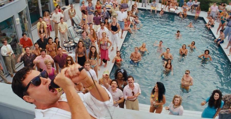 'El lobo de Wall Street': perversión y dinero. Crítica. Leonardo DiCaprio, Martin Scorsese, Jonah Hill. LA TAQUILLA. Making Of