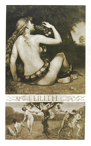 Lilith no Éden