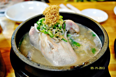 Must Eat Food in Seoul: Tosokchon Samgyetang | meheartsoul.blogspot.com
