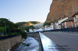 Los Fayos Moncayo rio Queiles Aragón Comarca de Tarazona y el Moncayo