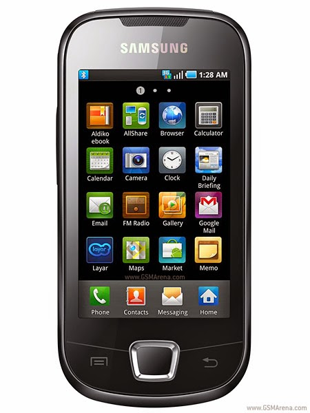 Samsung I5800L Firmwares