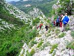 Cai Sesto Calende - due giorni in escursione nel Carso triestino