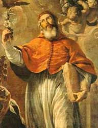 St. Damasus I