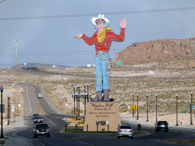 West Wendover, Nevada - Wikipedia