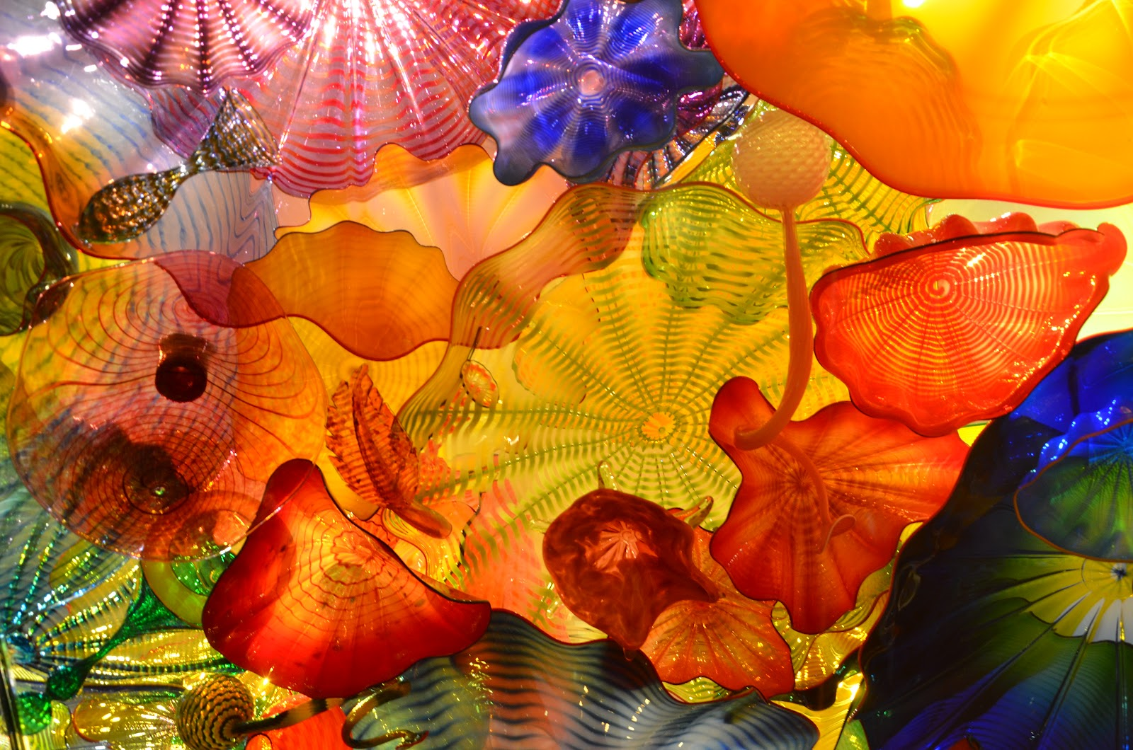 Enjoying Life With Nina In Seattle A Must See Chihuly Garden And Glass Exhibit In Seattle