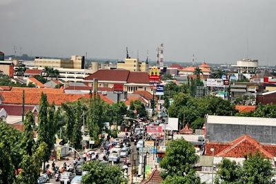 Kota Cirebon - Jl. Kartini Maret 2012