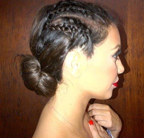 Kim-Kardashian-Cornrows-Hairstyles
