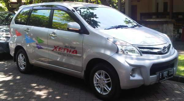 Review: Suspension All-New Xenia Simply Comfortable ~ Automotive