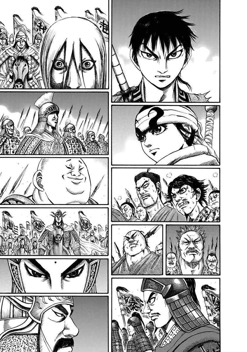 Kingdom - Vương Giả Thiên Hạ Chapter 118 page 16 - IZTruyenTranh.com