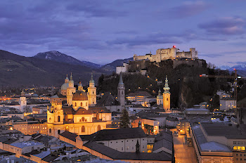 City of Salzburg (Austria)