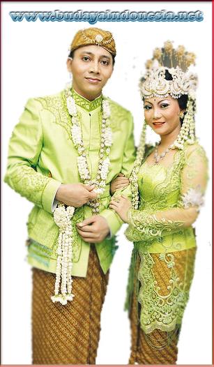 Pakaian Adat Jawa Barat Indonesia