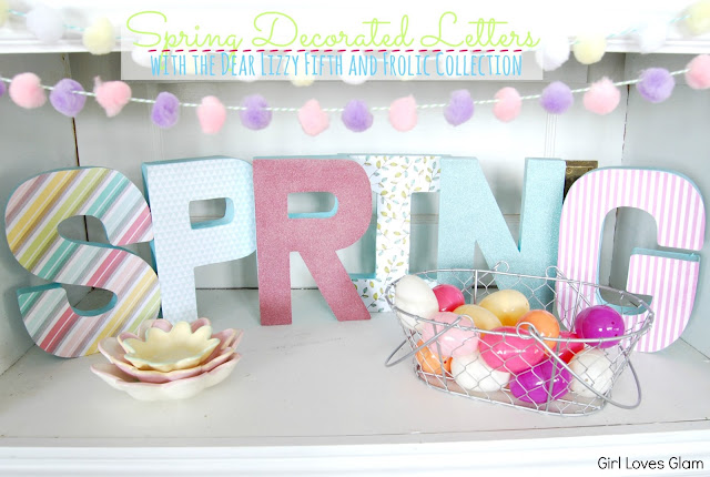 #diy #tutorial #project #howto #spring #easter #decor