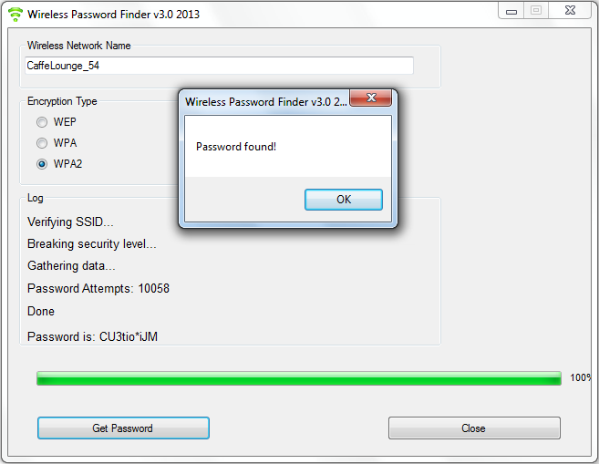 free download wifi password finder software full version