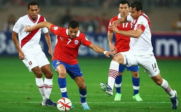 Habrá partidos de España, Argentina, Chile, Brasil, Camerún y la Sub-21 los días 10, 11, 12, 13, 14 y 15 de octubre