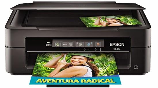 Download Driver Printer Epson XP-214