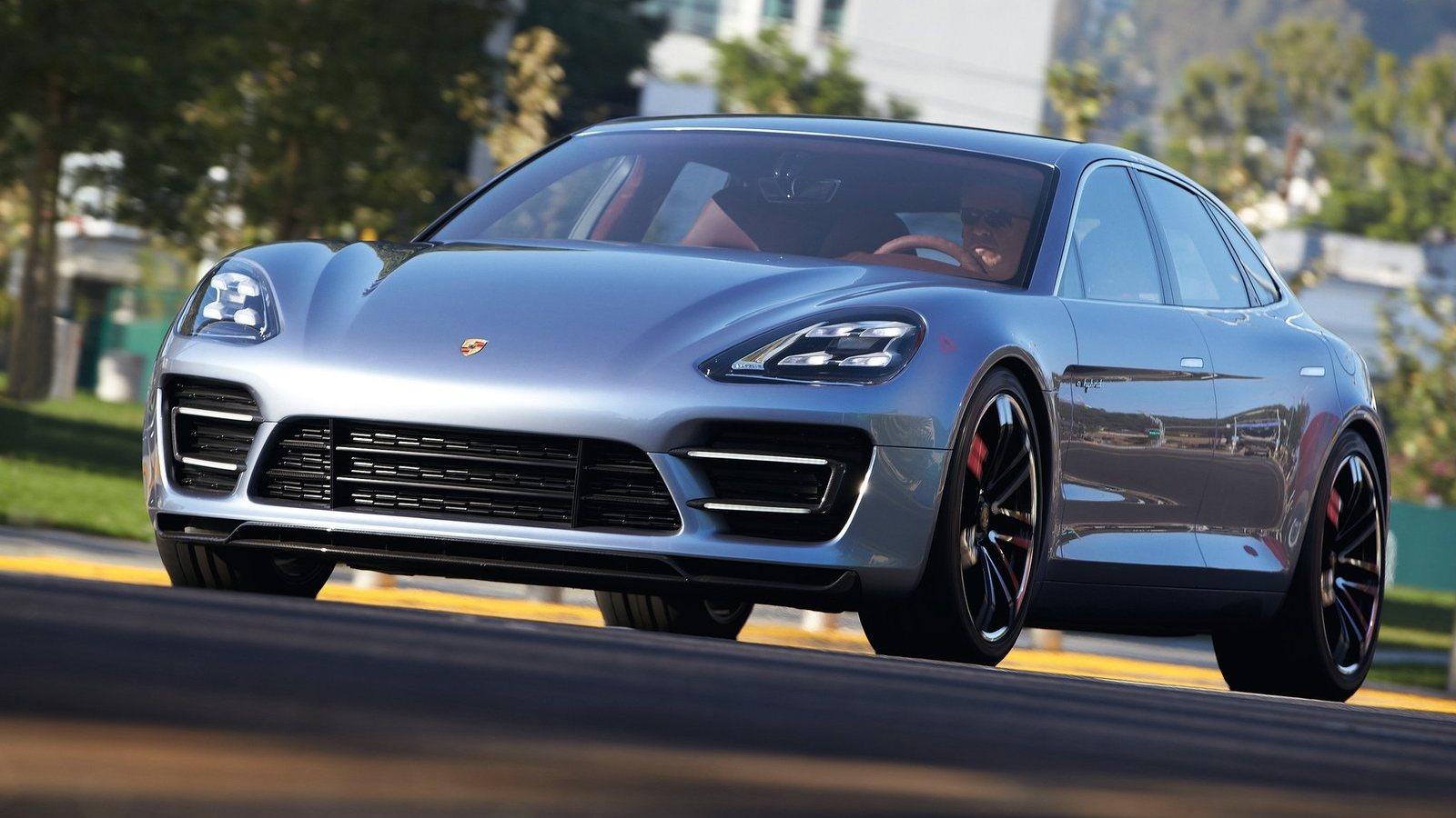 Porsche panamera sport turismo concept auto review porsche panamera sport turismo concept sciox Image collections