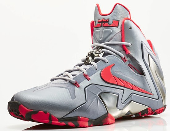 This Nike LeBron 11 Elite is a part of the