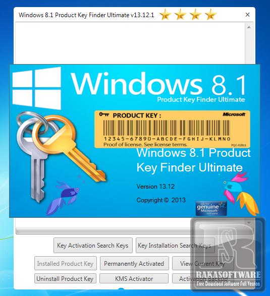 windows 8.1 license key free