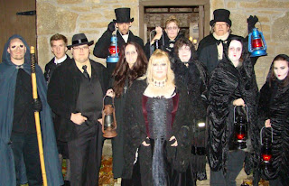 Nighttime tours of the Hermitage ruins are given by Haunted Hamilton via Ghost Walks