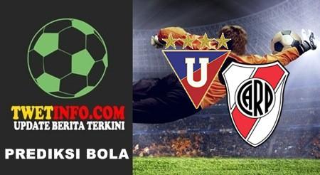 Prediksi LDU Quito vs River Plate