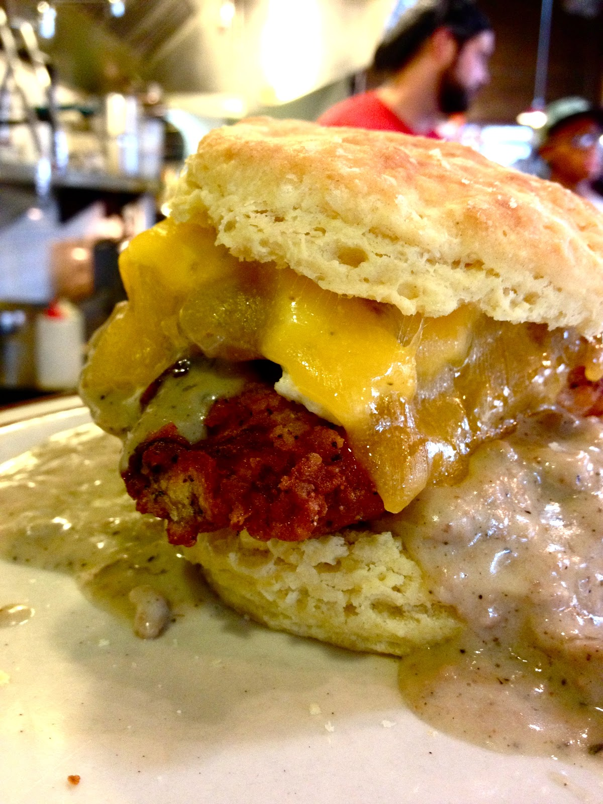 Eastsider Diaries, pine state biscuits