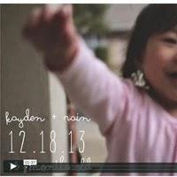 Video für den Herbst: Kleines Mädchen entdeckt den Regen