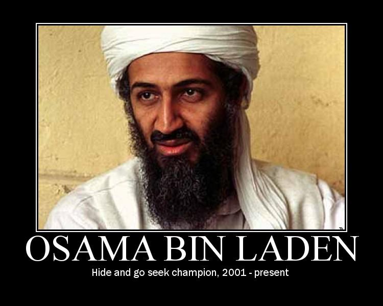 osama bin laden gay. Osama bin Laden, the most