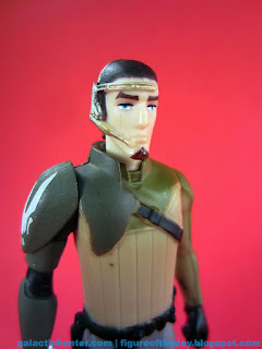 Kanan Jarrus (The Force Awakens 2015)