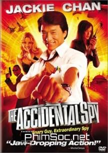 Phim Gián Điệp Không Chuyên-The Accidental Spy