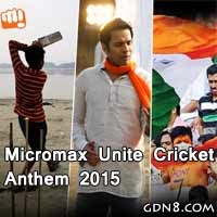 Micromax Cricket Anthem 2015