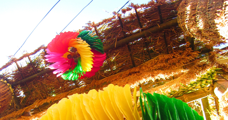 travel with maria the kiping in pahiyas festival lucban