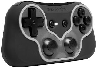 Mobile Wireless Gaming Controller