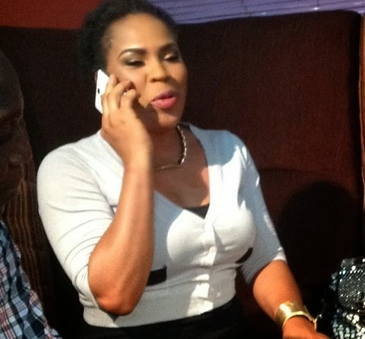 Nollywood Actress, Fathia Balogun, Debuts New Look – Lovely Photos