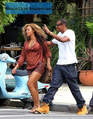 Beyonce and Camel Jay Z