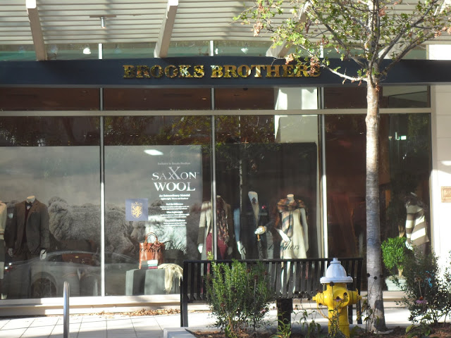 brooks brothers clothiers main st greeville sc