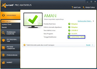 Download Avast Pro 7.0.1466 Gratis
