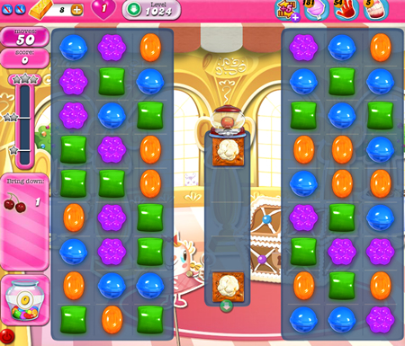 Candy Crush Saga 1024
