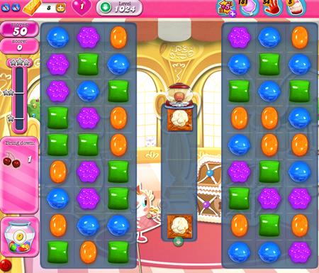 Candy Crush Saga 1024
