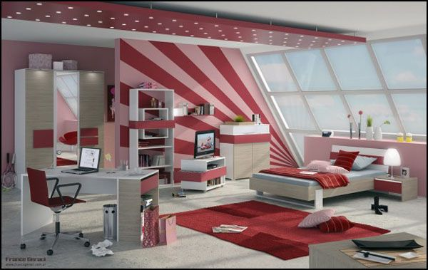 Teenagers Bedroom Furniture