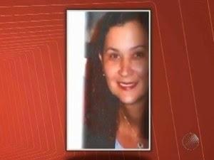 Professora foi morta no bairro de Vila Laura (Foto: Imagens/TV Bahia)