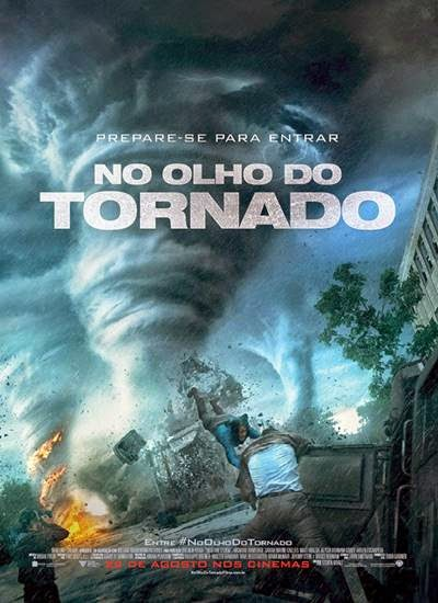 Baixar No Olho do Tornado AVI BDRip Dual Áudio + RMVB Dublado Torrent
