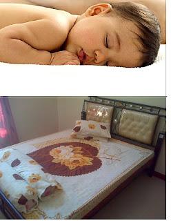 Mitos Posisi Tidur (Tengkurap)