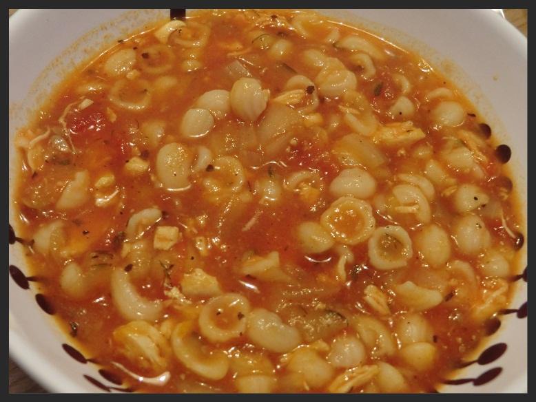 lekker bij de soep