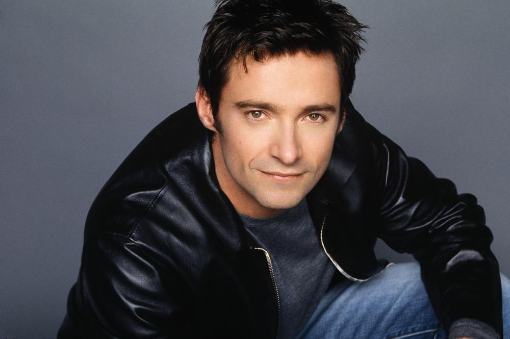 Share To Facebook Labels Handsome Actors Hugh Jackman Posted By