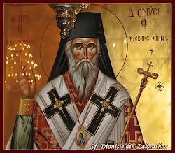 Sfântul Dionisie din Zakynthos