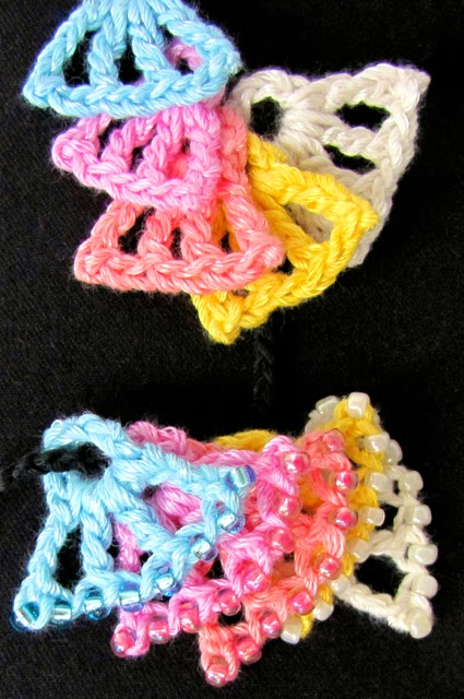 Crocheting Into Chain : Vashtis Crochet Pattern Companion: Crocheting Into Foundation Chains ...