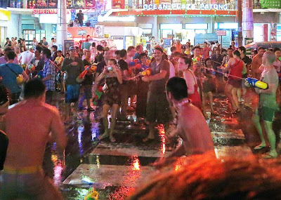 epicenter of Phuket nightlife