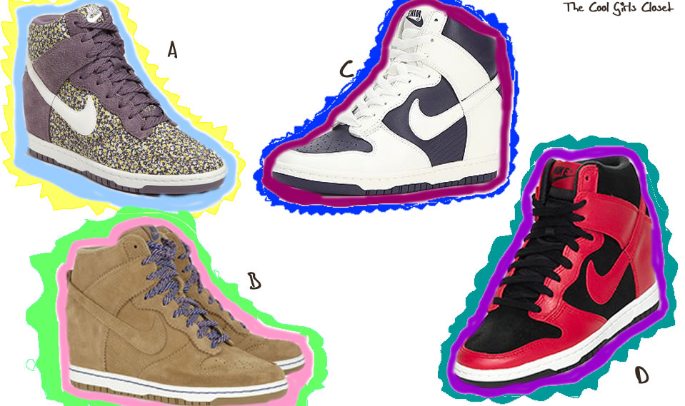 Mitzter Sneaker Wedges Collection 2013  YouTube